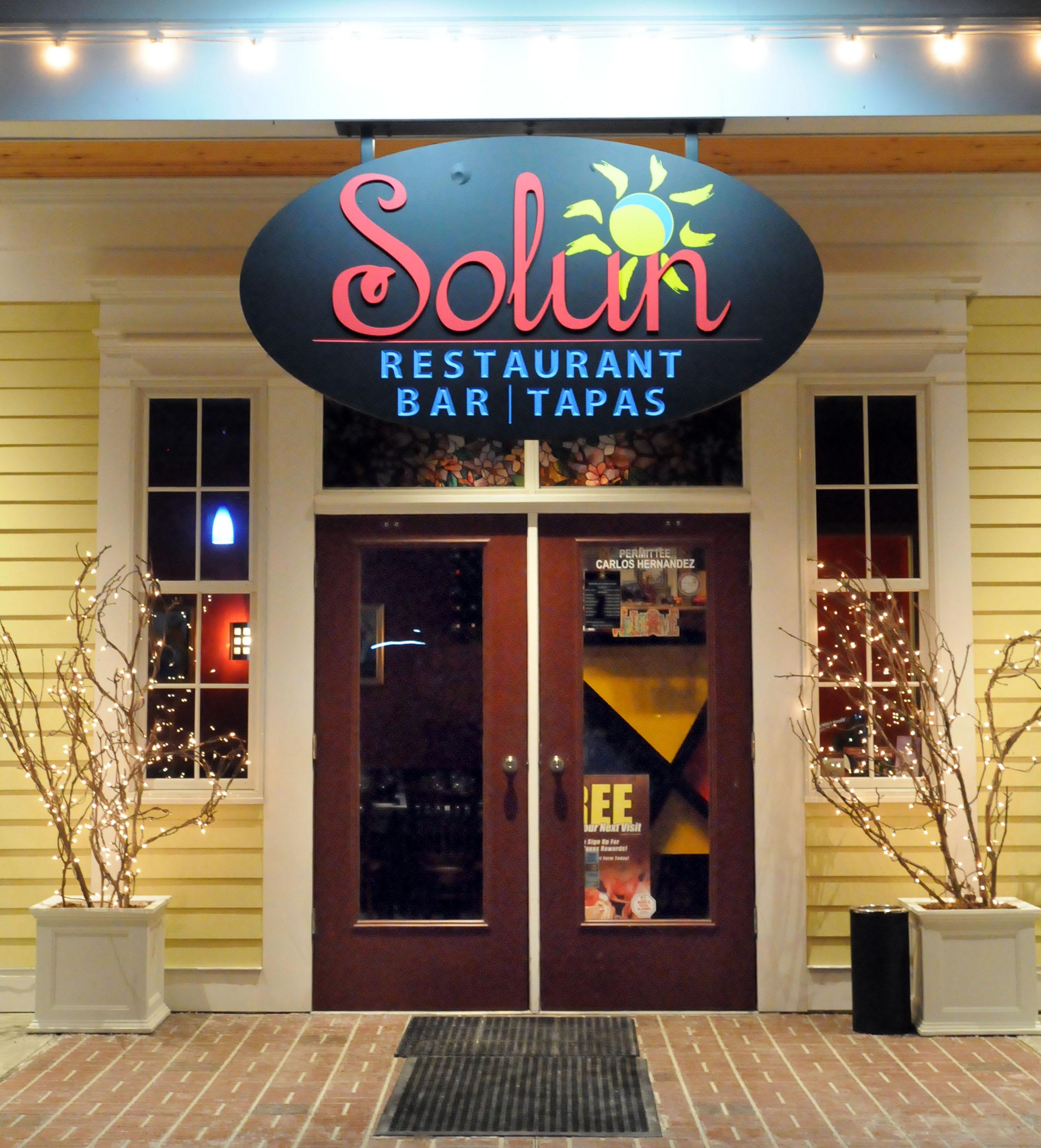 Free Introductory Seminar at Solun Restaurant   Thrive at ...